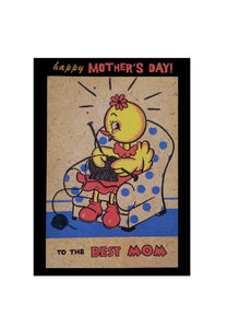 Ken Brown Mother's Day Card