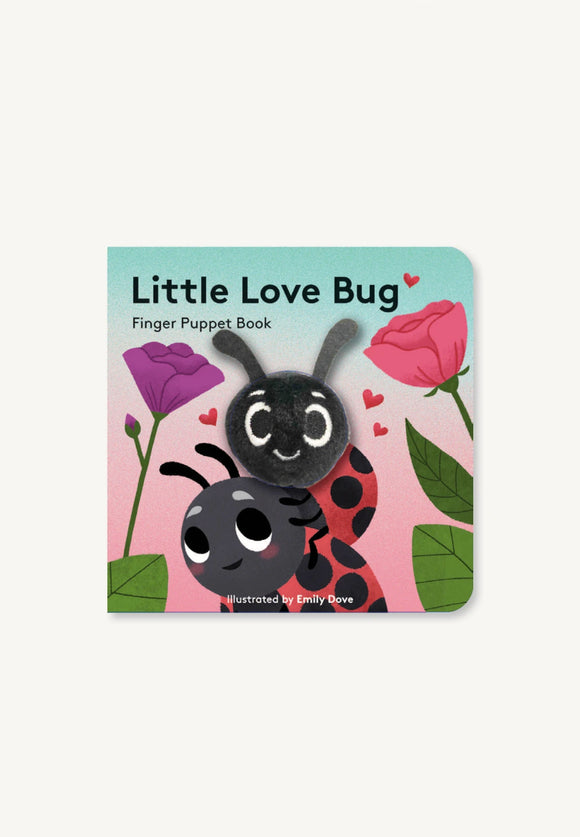 Little Love Bug: Finger Puppet Book