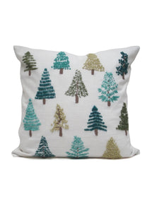 "Alpine Forrest 16"" Square Pillow"