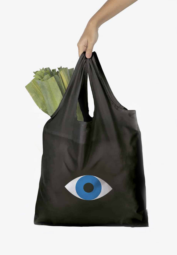Eye Reusable Shopping Bag | DOIY