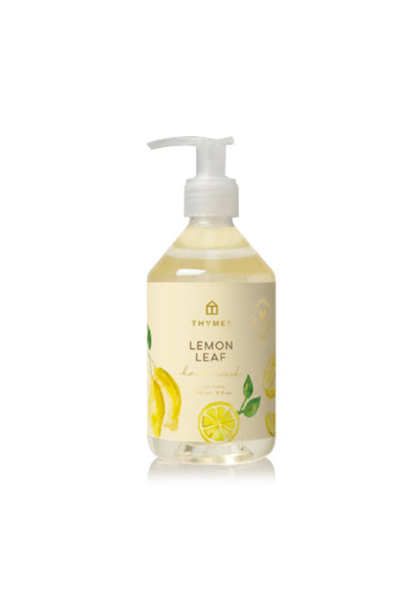 Lemon Leaf Hand Wash | Thymes