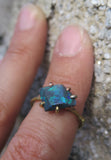 Australian Opal Ring | Variance Objects