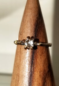 Rough Diamond Ring | Variance Objects