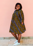 Pitter Patter Dress | Zuri