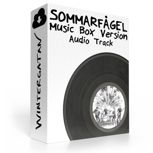 Sommarfågel Music Box Version Audio Track