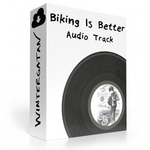 Biking Is Better Audio Track