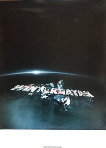 WINTERGATAN  Poster not signed 50x70 cm