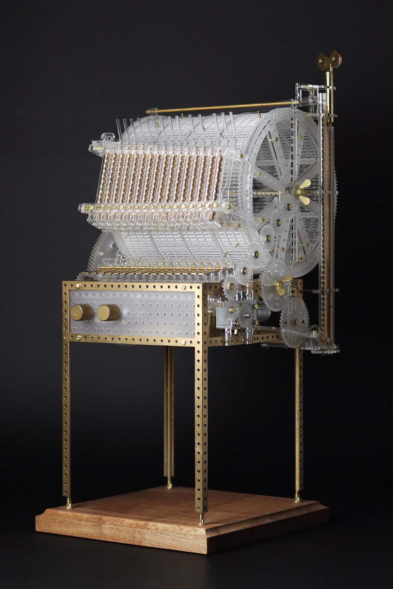 Marble Machine XS - By Love Hultén
