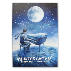 Wintergatan Sheet Music Collection - Paperback Book