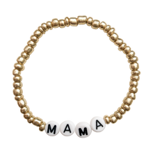 Load image into Gallery viewer, Mama - Stretch Bracelet