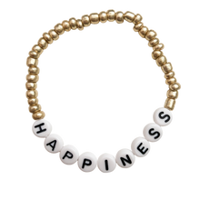 Load image into Gallery viewer, Happiness - Stretch Bracelet