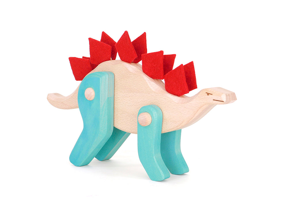 Bajo Extinct Animal Series - Stegosaurus