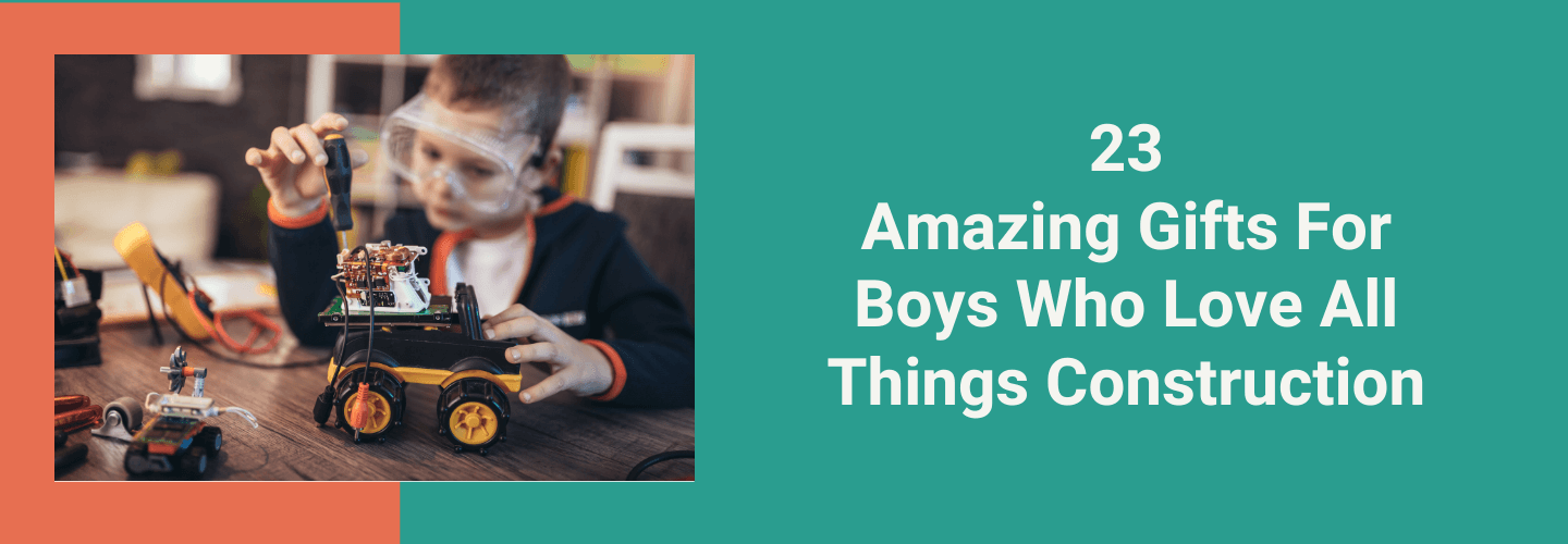 boys gifts constructions