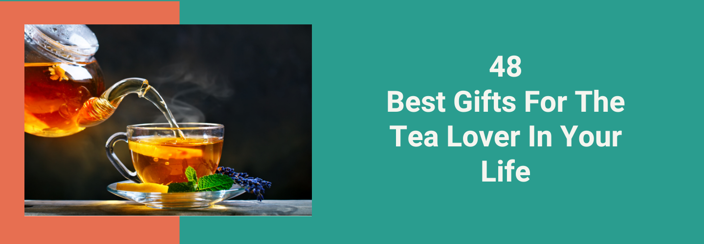 gifts for a tea lover