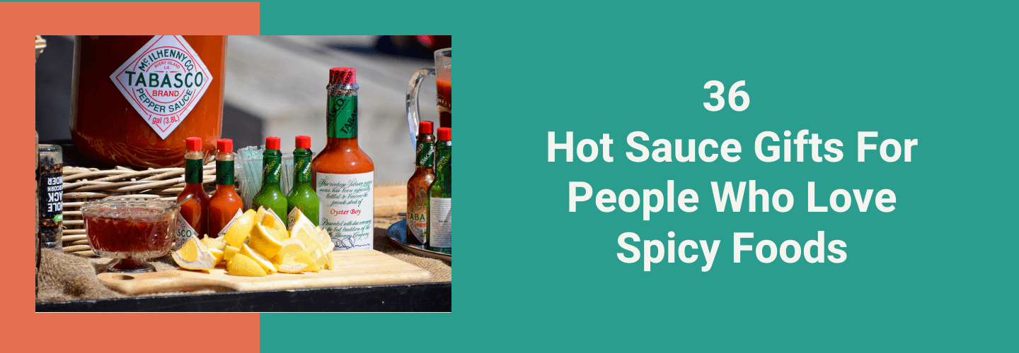 spicy gift ideas