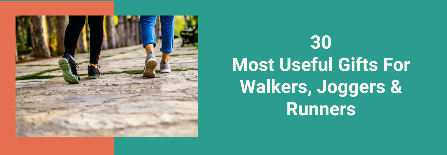 walkers joggers runners gift ideas