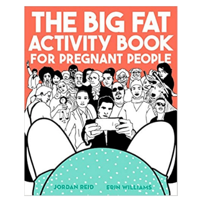 gifts for expecting mom pregnancy activity book