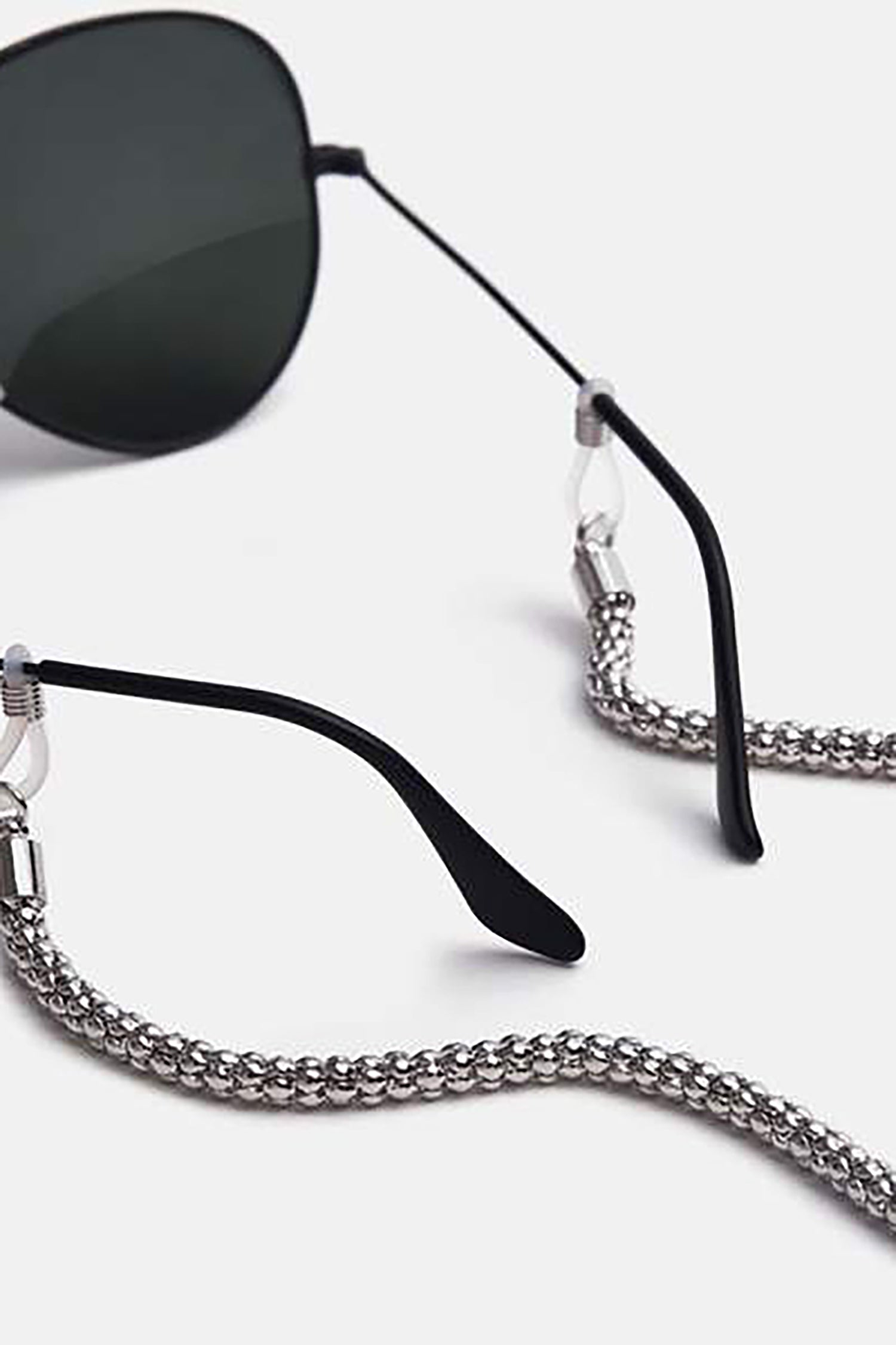 Mr Strappy Chain - Silver