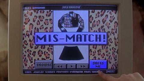 clueless fashion styling computer