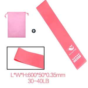 Resistance Bands Rubber 3.0
