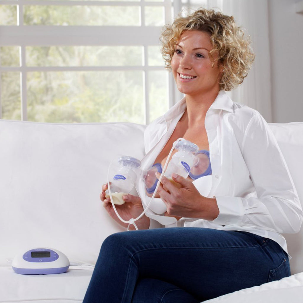 2-in-1 Double Electric Breast Pump