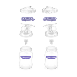 Double Breast Pump Set