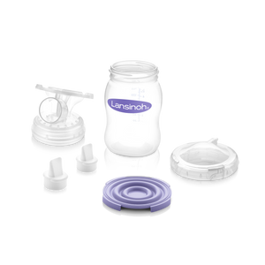 Single Breast Pump Set