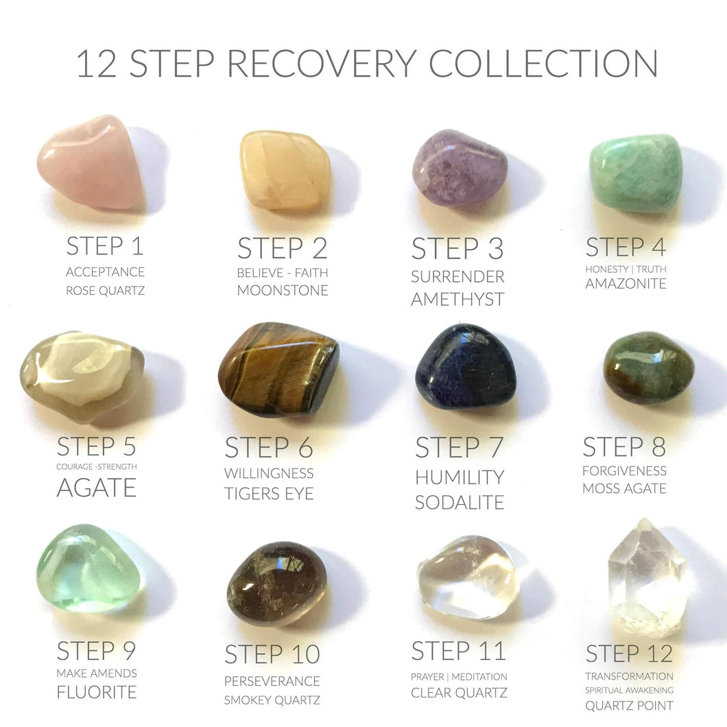 12 Step Recovery Collection - Rox Box