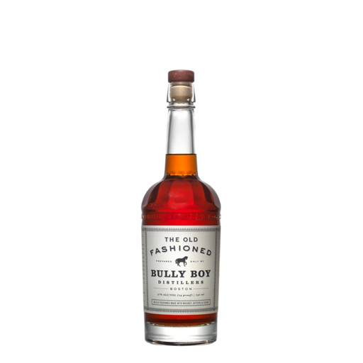 BULLY BOY OLD FASHIONED - The Whiskey Dealer