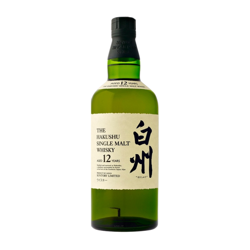 Hakushu 12 Years Old - The Whiskey Dealer