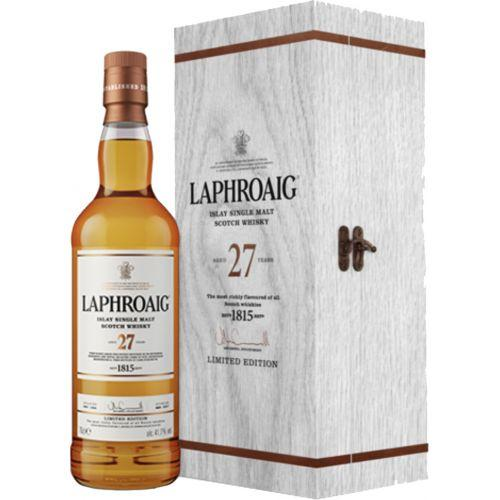 LAPHROAIG SCOTCH 27YR - The Whiskey Dealer