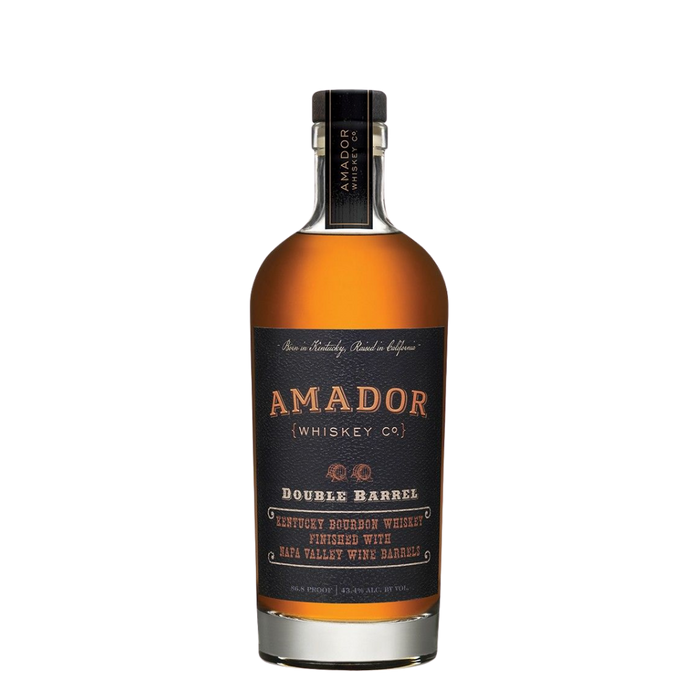 AMADOR DOUBLE BARREL - The Whiskey Dealer
