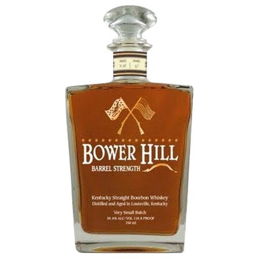 Bower Hill Barrel Strenght 118 Proof