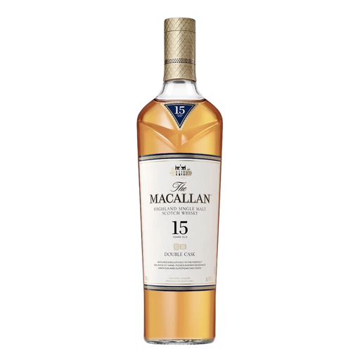 MACALLAN 15YR DOUBLE CASK - The Whiskey Dealer