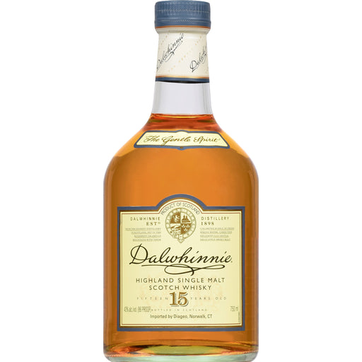 DALWHINNIE 15 YRS