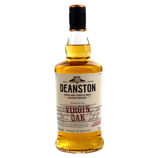 DEANSTON VIRGIN OAK SINGLE MALT