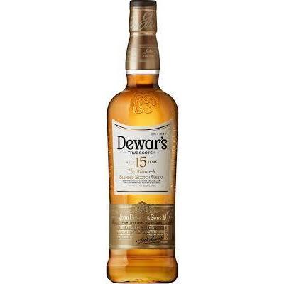 DEWARS 15YR THE MONARCH