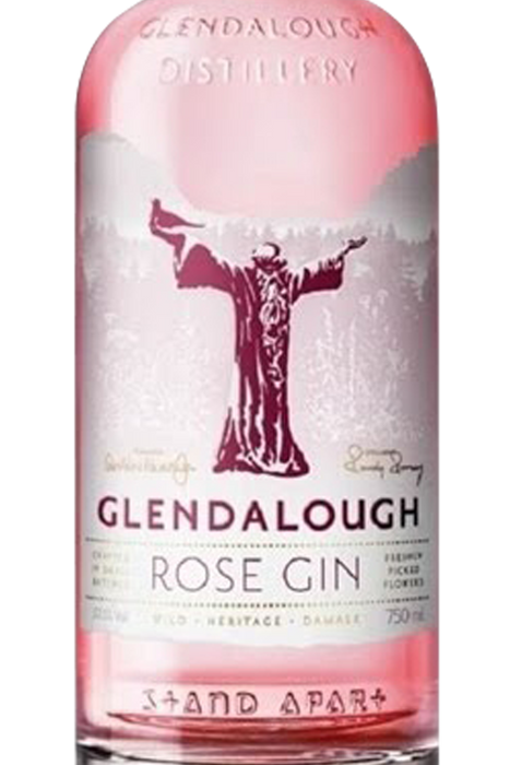 GLENDALOUGH ROSE GIN - The Whiskey Dealer