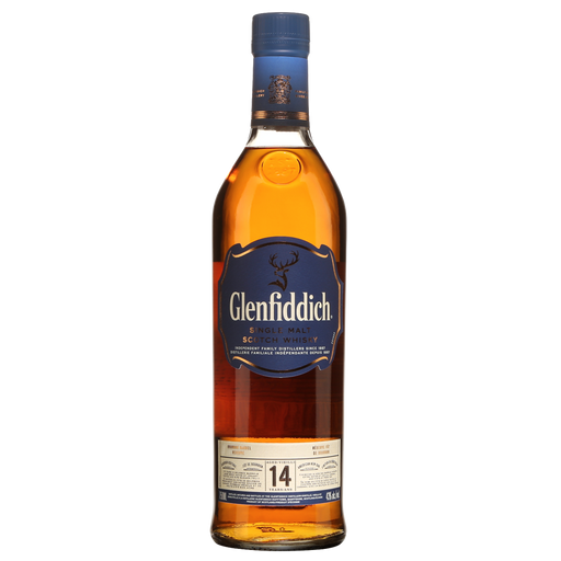 GLENFIDDICH BOURBON BARREL 14YR