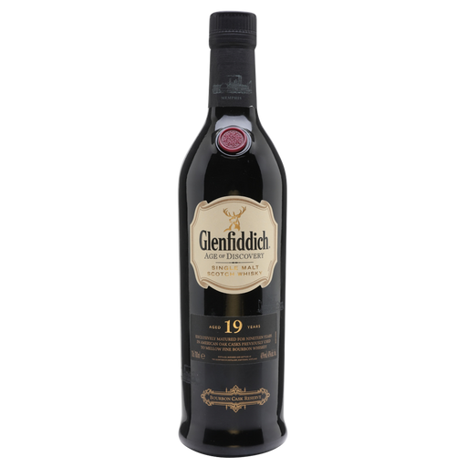 GLENFIDDICH 19YR AGE OF D BOURBON