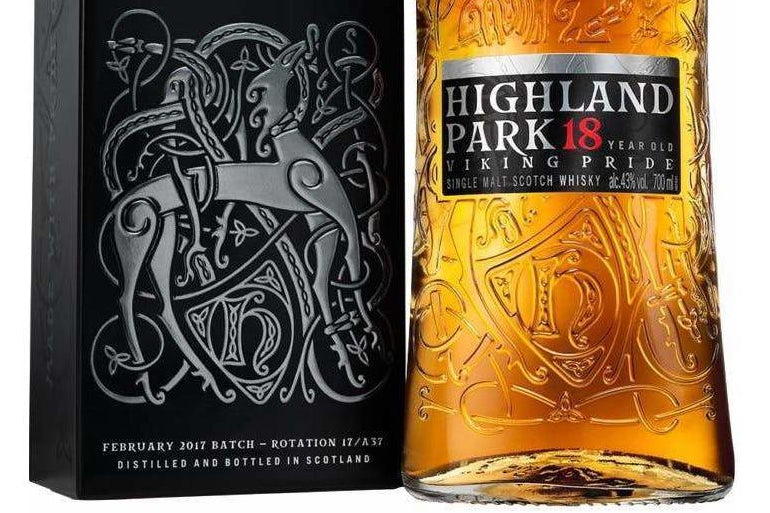 HIGHLAND PARK 18 YR - The Whiskey Dealer