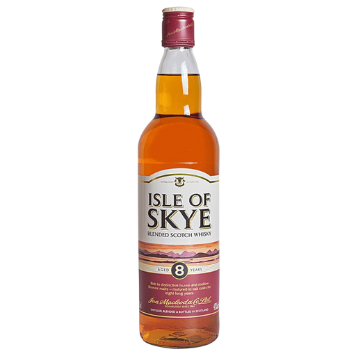 ISLE OF SKYE 8 YEAR