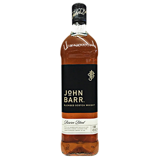 JOHN BARR SCOTCH - The Whiskey Dealer