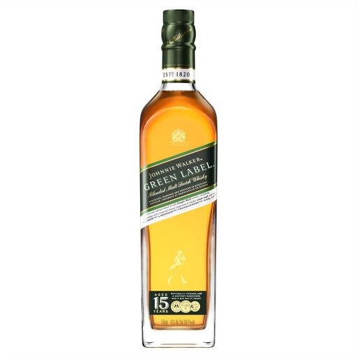 JOHNNIE WALKER GREEN 15Y - The Whiskey Dealer