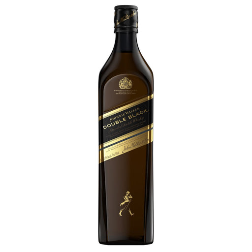 JOHNNIE WALKER DOUBLE BLACK - The Whiskey Dealer