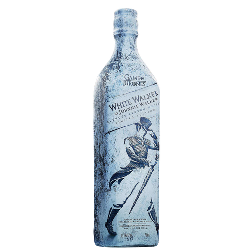 Johnnie Walker White Walker Limited Edition Blended Scotch Whisky