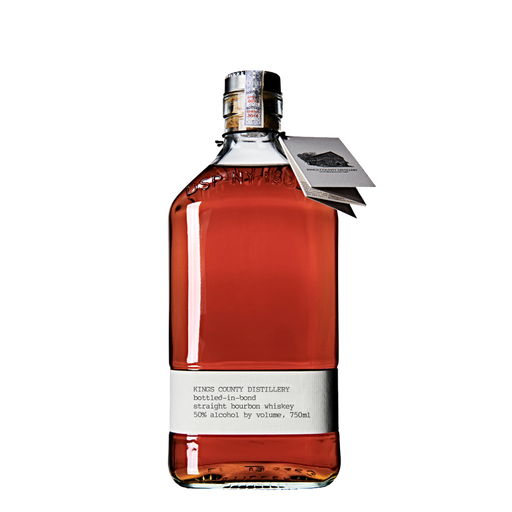 Kings County Distillery Bottled-In-Bond Bourbon - The Whiskey Dealer