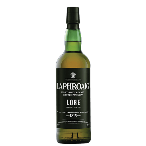 LAPHROAIG LORE - The Whiskey Dealer