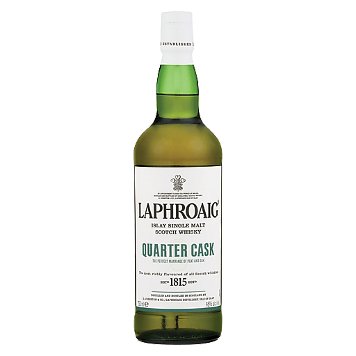 LAPHROAIG SCOTCH QUARTER CASK - The Whiskey Dealer