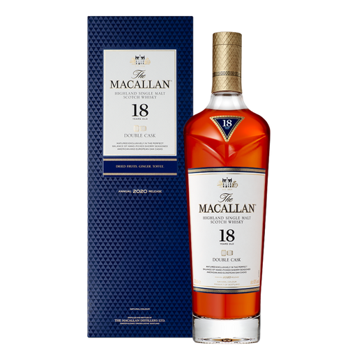 THE MACALLAN DOUBLE CASK - The Whiskey Dealer